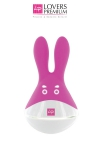 O-bunny stimulateur clitoridien