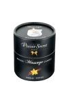 Bougie de massage - Vanille
