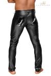 Pantalon wetlook H051