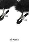 Pinces à tétons plume - S&M