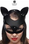 Masque de chat en cuir Bad Kitten