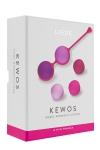 Kit d'entrainement pelvien Kewos - Cerise/Rose