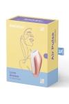 Stimulateur de clitoris Breeze cuivre - Satisfyer