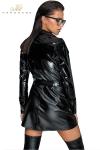Trench coat wetlook et vinyle F225