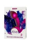 Plug anal budy rose - Alive