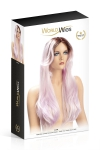 Perruque Aya parme - World Wigs