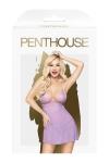 Nuisette Bedtime Story mauve - Penthouse