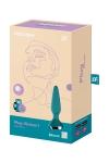Plug-Ilicious 1 Bleu Pétrole - Satisfyer