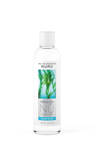 Gel massage Nuru Algue Mixgliss - 150 ml