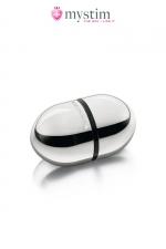 Oeuf électro-stimulation Egg-cellent S - Mystim : Le petit oeuf pour vos petites envies d'électro-stimulation !