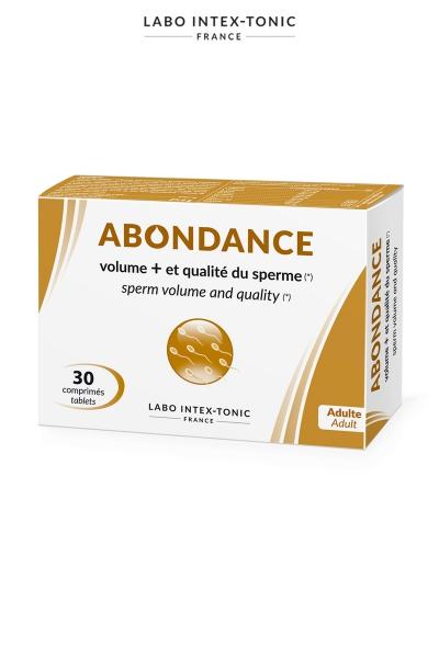 Abondance - Amélioration du sperme (30 comprimés)