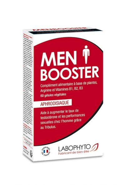 Men booster (60 gélules)