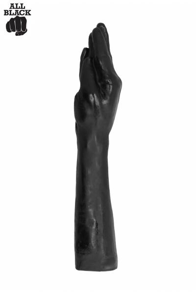 Gode All Black fucker (37 cm)