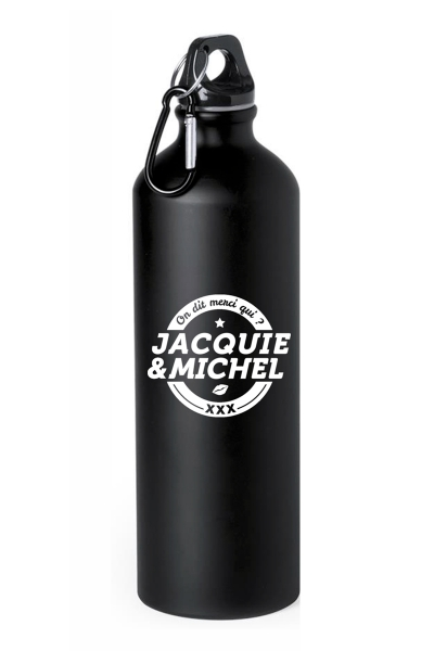 Gourde Jacquie et Michel