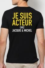 Tee-shirt  Acteur J&M : Le Tee-shirt ultime pour faire fantasmer les filles?