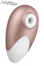 Stimulateur Satisfyer pro deluxe : Le stimulateur féminin ultime Satisfyer maintenant en version luxe et format mini.