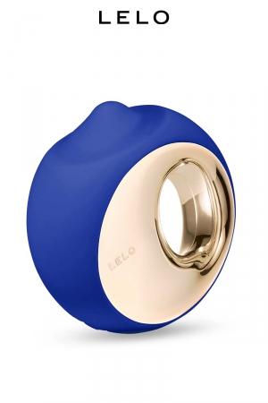 Simulateur de cunnilingus Ora 3 bleu - Lelo
