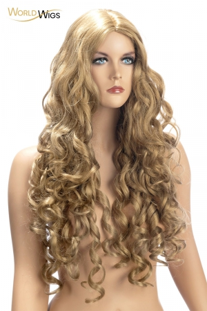 Perruque Angèle blonde - World Wigs