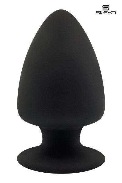 Plug anal double densité taille L - SilexD
