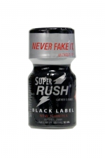 Poppers Super Rush Black Label 10 ml