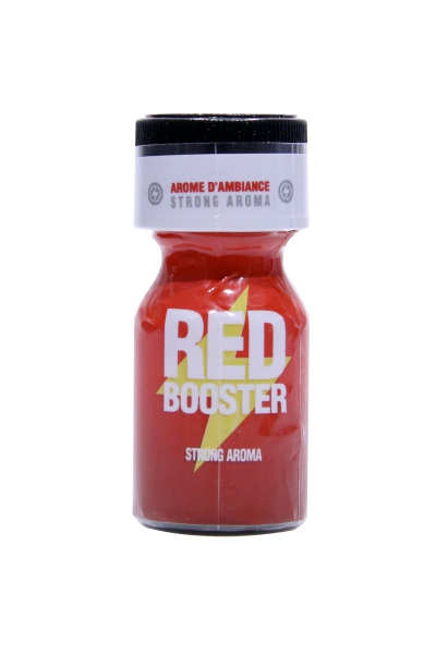 Poppers Red Booster 10ml