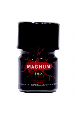 Poppers Sexline Magnum Rouge 15ml